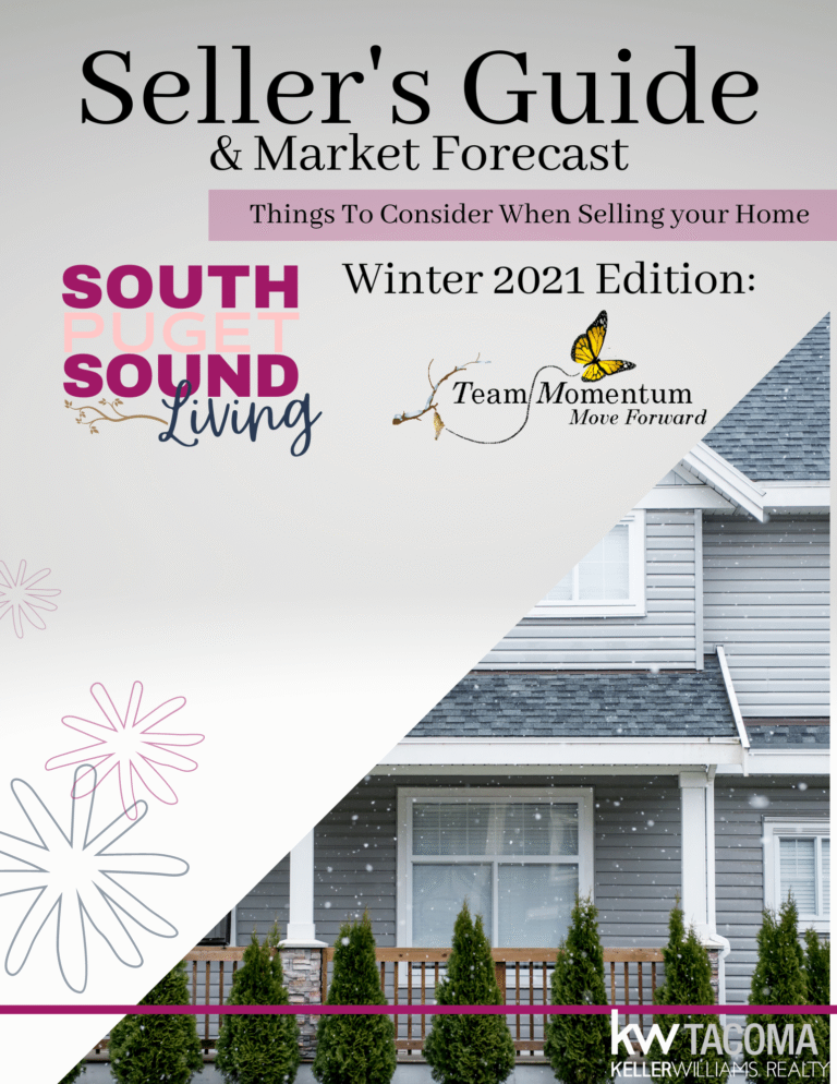 cover of seller's guide and winter 2021 market forecast