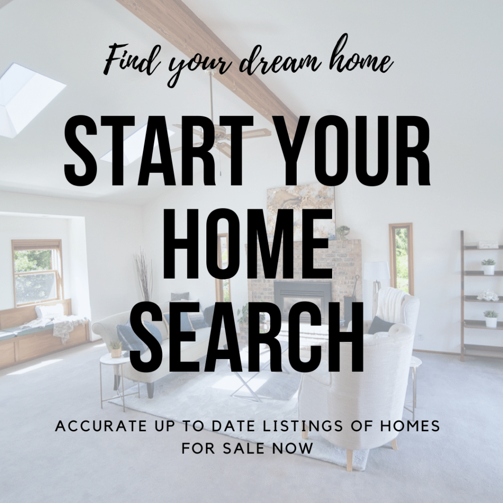 Clickable Home Search Image